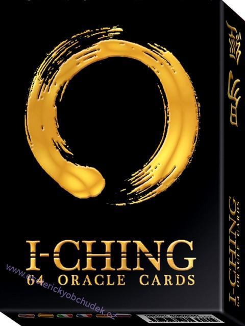 I Ching Oracle Cards – Karty věštění I-Ting / Vykládací karty I-Ching