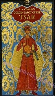 ZLATÝ TAROT CARŮ - Golden Tarot of the Tsar
