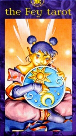 FEY TAROT - The Fey Tarot (bláznovský tarot)