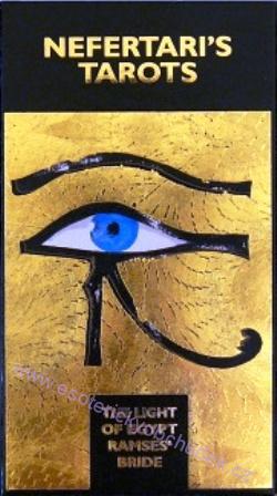 ZLATÝ TAROT NEFERTARI - Nefertari's Tarot