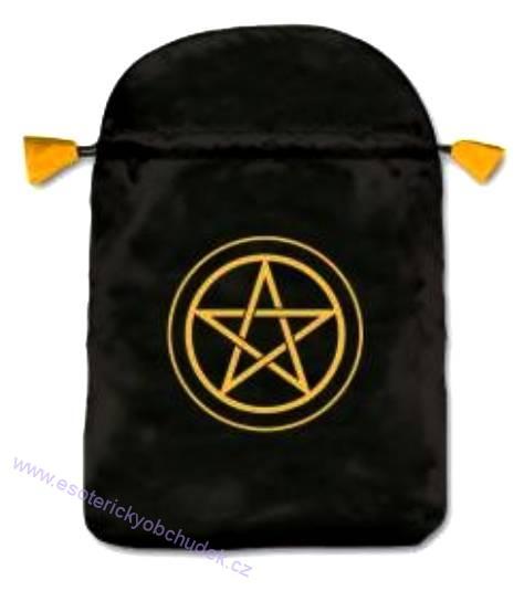 Sáček na karty - Pentagram