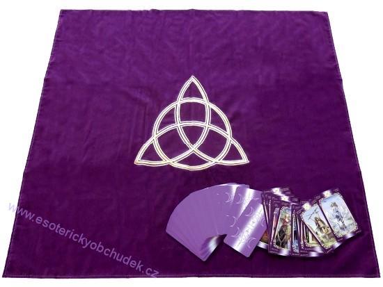 Vykladací ubrus - Wicca