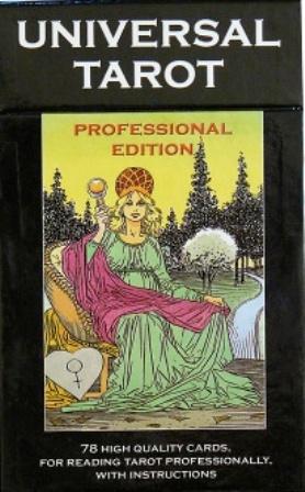 UNIVERSÁLNÍ TAROT XXL - Profesionální edice