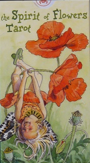 TAROT KVĚTINOVÝCH DUCHŮ - The Spirit of Flowers Tarot