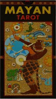 MAYSKÝ TAROT - Mayan Tarot