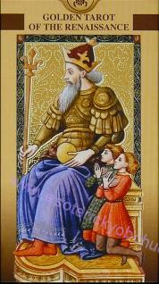 ZLATÝ RENESANČNÍ TAROT - Golden Tarot of Renaissance