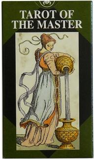 MISTROVSKÝ TAROT - Tarot of the Master