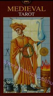 STŘEDOVĚKÝ TAROT - Medieval Tarot