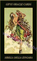 CIKÁNSKÉ VYKLÁDACÍ KARTY Lo scarabeo - Gypsy Oracle Cards