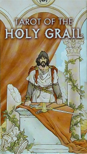 Tarot Svatého Grálu - Tarot of the Holy Grail