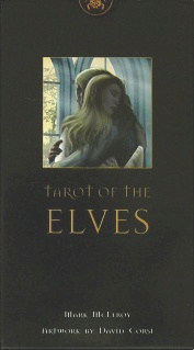 Tarot Elfů + kniha - Tarot of the Elves + book