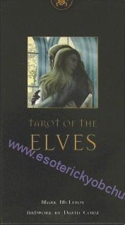 Tarot Elfů + kniha - Tarot of the Elves + book