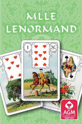 MILLE LENORMAND - 36 vykládacích karet