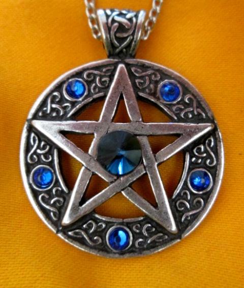 Keltský Pentagram - síla vůle a úspěch