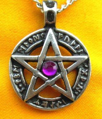 Runový Pentagram - pro dosažení svých přání