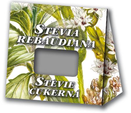 STEVIA REBUDIANA - Stévie cukerná