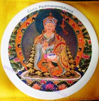 Samolepka - Guru Padmasambhava - Guru Rimpočhe 2