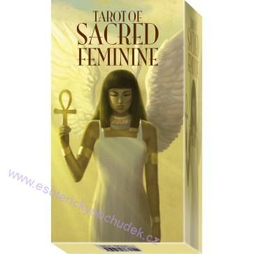 Tarot of Sacred Feminine - Tarot posvátného ženství - Franco Rivoli
