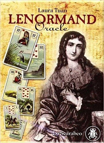 LENORMAND ORACLE - vykládací karty - větší formát - NOVINKA