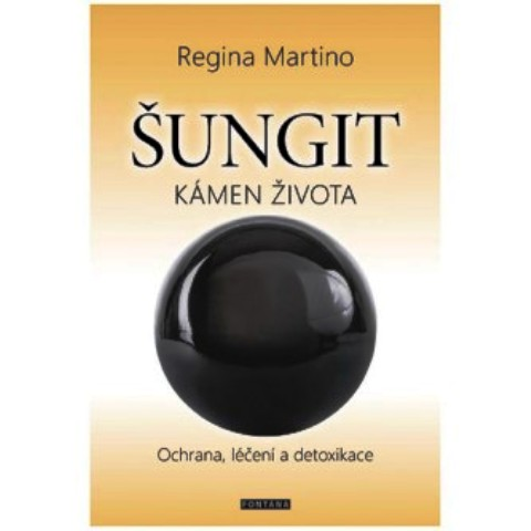 Šungit - Kámen života Martino, Regina