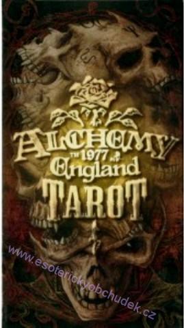 Tarot anglických alchymistů - Alchemy 1977 England Tarot