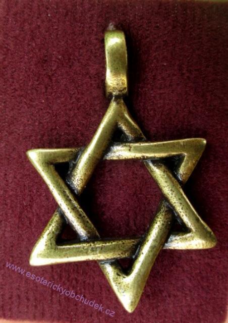 HEXAGRAM 2 - DAVIDOVA HVĚZDA