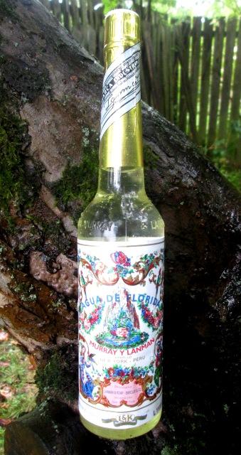 Šamanská vonná esence - AGUA DE FLORIDA - Posvátná voda