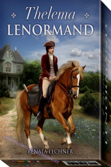 LENORMAND ORACLE - vykládací karty - Renata Lechner