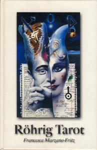 ROHRIG TAROT- 78 karet a kniha