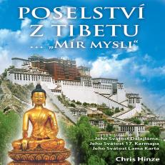 CD Poselství z Tibetu - mír mysli - hudba Chris Hinze