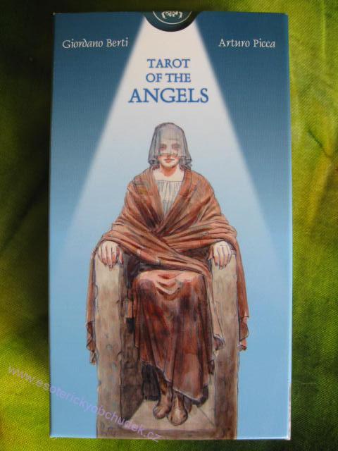 ANDĚLSKÝ TAROT - TAROT OF THE ANGELS