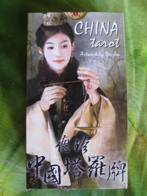 ČÍNSKÝ TAROT - CHINA TAROT