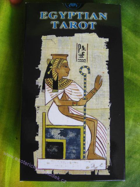 EGYPTSKÝ TAROT - EGYPTIAN TAROT