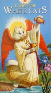 TAROT BÍLÝCH KOČEK - TAROT OF WHITE CATS