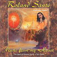 Hudba z mého srdce - Roland Santé