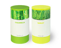 CHLORELA 200 tbl + BARLEY JUICE 100 2SET
