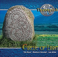 CD Světelný kruh / Circle of Light....BESTSELLER! Threefold