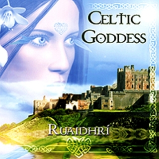 CD Keltské Bohyně - Celtic Goddess - Ruaidhri